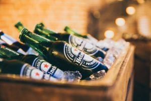 Skrzynka z piwem