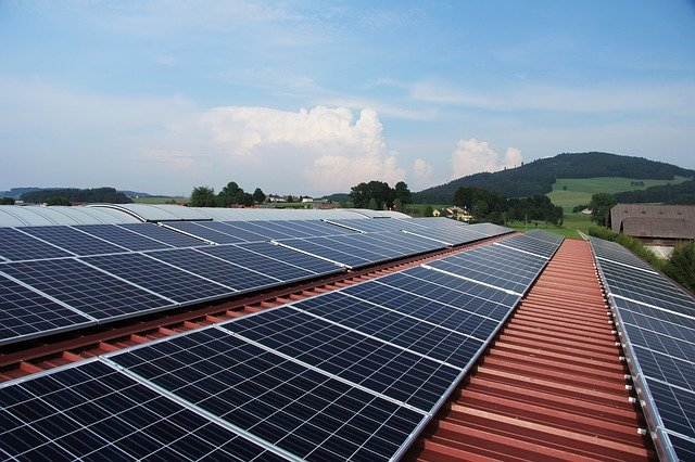 instalacja solarna, panele solarne